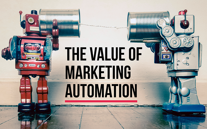 Marketing automation system: what's the value?
