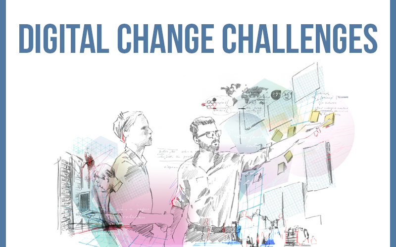 Implementing change for the digital leader