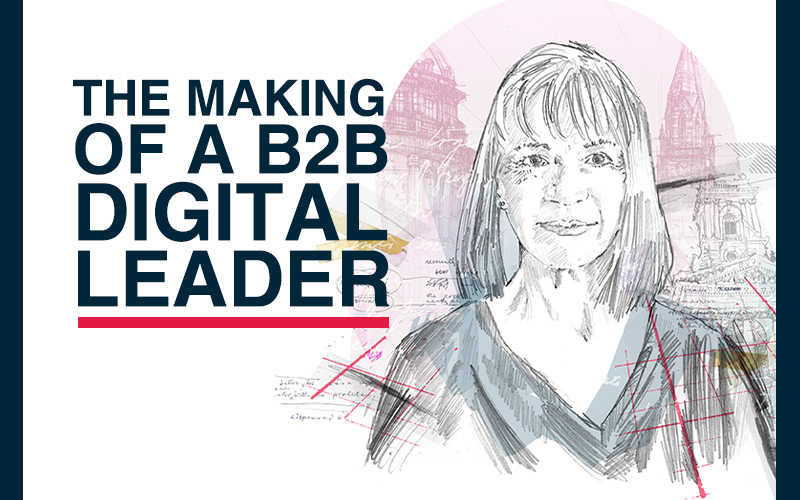 The making of a B2B digital leader