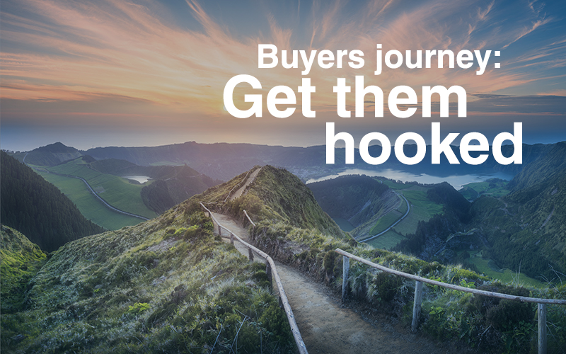 Are you using the right messaging for your buyer journey?