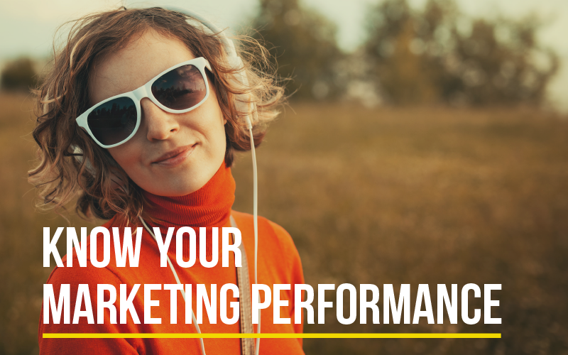 Marketing performance: moving the needle