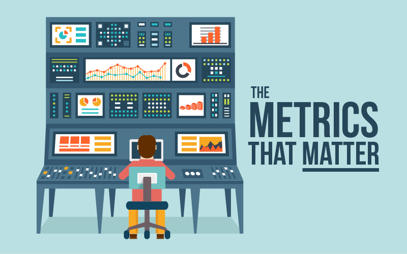 Make metrics meaningful