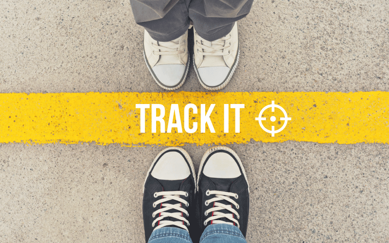 Marketing tracking: tracking the tricky