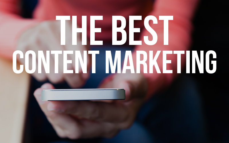 Maximising content marketing: strip, rip and track