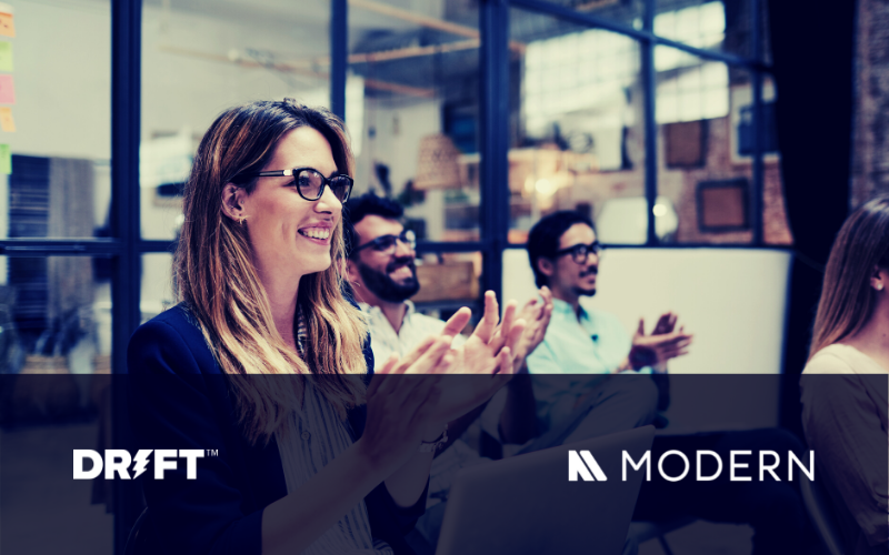 Drift and Modern accelerate their partnership across EMEA